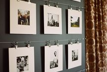 Photo Display Ideas / by Laura Lynne Photography