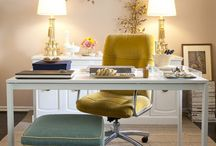 Office Ideas / by Ashley Schmitz