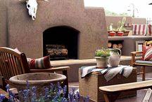 SW ROCKIES HOME / SOUTHWESTER & WESTERN FEEL WITH A LITTLE FUN  / by Viki Dunagan