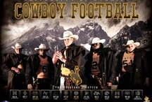 Steamboats and Posters / Picture Perfect! / by Wyoming Cowboys