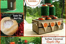 Football Tailgate Party! / by Sweet'n Treats