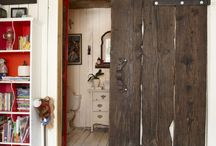 Old Barn Wood Projects / by Joan Lorenzen