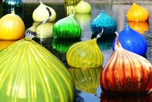.❉´art: chihuly  / ~~  a pioneering american glass sculptor and entrepreneur ~~  my all time favourite artist  ~~ / by ᶫᵒᵛᵉᵧₒᵤ  ~ Julia