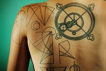 Science tatoo / by Charlotte Mader