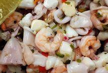 I Sea food, I eat it / by Cassee Labasan