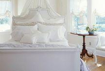 Bedrooms / by Gail Macke