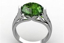 Emerald Rings / by Dexter Roona