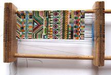 Beadweaving ~ Loomwork / by Anne Davies