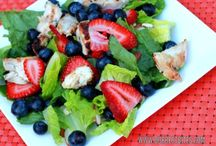 Recipes - Salads / by Gail Plowman