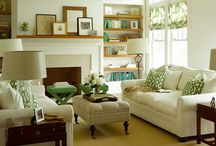 Living Room / by Cori Melvin