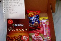 Study Abroad Care Packages / by Webster University Office of Study Abroad