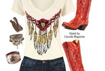 Cowgirl way / by Kaye Smude
