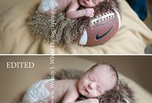 Newborn Pix / by Paula Orologas
