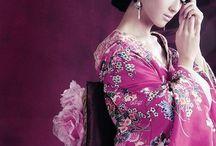 geisha / by Shannon | Flour Girl