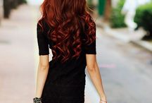 Beautiful Hair Ideas / Beautiful Hair Ideas for wedding, color, cuts, or generally beautiful styles.  / by Rebecca Kirby