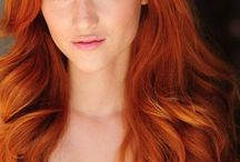 redheads. / by Bailey Rogers