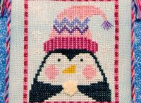 Counted Cross Stitch / by Kelley Huston