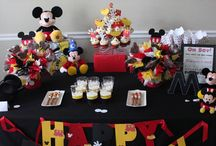 Birthday Party Ideas / by Tercia du Plessis