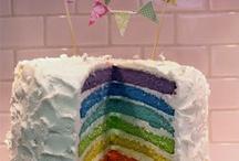 Cute cakes / by Leslie Swindle Nagel