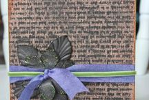 Lovely Cards / by Kay Marie