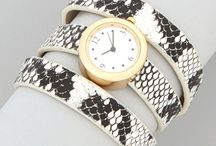 watch bands / beautiful watch bands / by Frances Franz