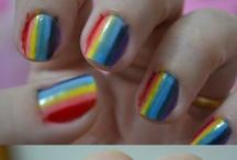 nails / by Jennifer Peña