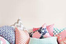 cushions / by Soledad Angeramo