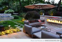 Landscape & Garden Ideas / by Cindy Lin