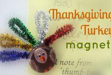 Thanksgiving Fun / by Sara Polhemus