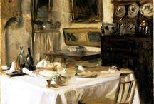 John Singer Sargent / by Michelle Warhola