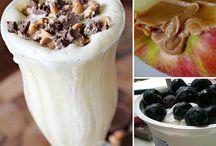 healthy recipies / by Chelsea Hood
