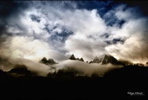 personal work / french alpes / French Alpes - chamonix - mont blanc area / by Philippe Manguin