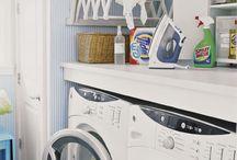 laundry room / by Greta Ridley