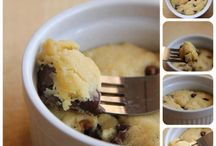 Sweets For One / One cup, quick cooking, desserts, made for one person. / by vtmom13