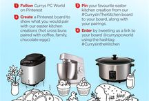 #CurrysInTheKitchen Easter competition / To celebrate Easter and all the delicious creations coming out of the kitchen, we are giving you the chance to win the ultimate Easter baking set. T&Cs: http://po.st/esTkC / by Currys PC World