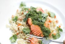 Dinner / Healthy Dinner #Recipes / by GymRa Online Fitness