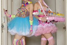 Candy girls!! / by Shawn Migueles