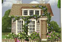 dream home and garden / by Catherine Moortgat de Taartenfee
