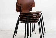 Chairs / by Linette Klitgaard Madsen