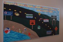Bulletin Boards / Bulletin Boards created in our office / by NMU Career Services