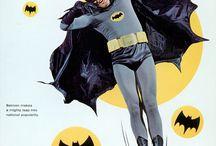 Batman / by B.S. Brown