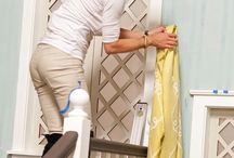 Clear the Clutter / This spring, conquer the clutter and let your space shine from top to bottom. We've compiled a board bursting with spring-cleaning tips and ways to freshen up any room.  / by La-Z-Boy Inc.
