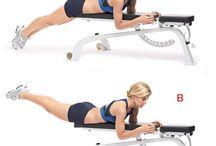 Rutinas de ejercicio para chicas / by Evolution Advance
