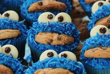 Cookie Monster / by Selina Perera