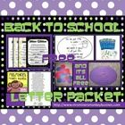 Back to School / by Pam Hickey