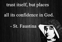 Catholic Quotes / by Erin Haber