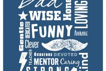 Father's Day ideas / by Jeannette Kaplun