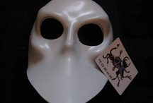Sleep No More / A ledgendary hotel.  Shakespeare's fallen hero.  A film noir shadow of suspence...  This was one of the best theatrical experiences I have ever had.  If you have the opportunity... GO!! / by Holly Zollinger Millward