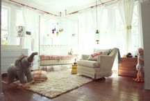 Play Room & B's Big Girl Room / by Erika Will