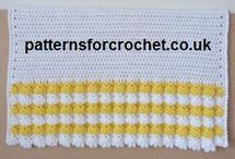 Free Crochet Patterns for Kitchen & Bathroom / FREE crochet Patterns for the Kitchen Visit:-